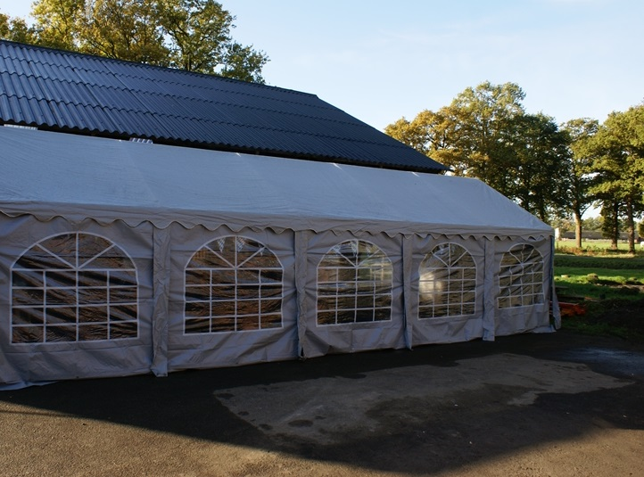 Partytent 4x10 Fleming Markelo